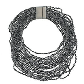 Pesavento sterling silver grey DNA necklace - Product number 9636137