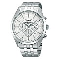 Lorus Men's Chronograph Stainless Steel Bracelet Watch - Product number 9639586