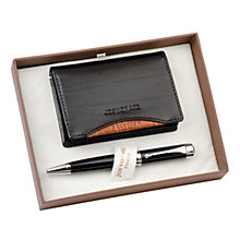 Jos Von Arx Business Card Holder & Pen - Product number 9642927