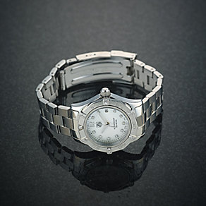 Pre-Owned TAG Heuer Aquaracer ladies' watch - Product number 9644288