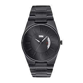 Storm Men's Blackout Strap Watch - Product number 9644687