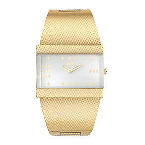 Storm Ladies' Zena Gold Plated Bracelet Watch - Product number 9645004