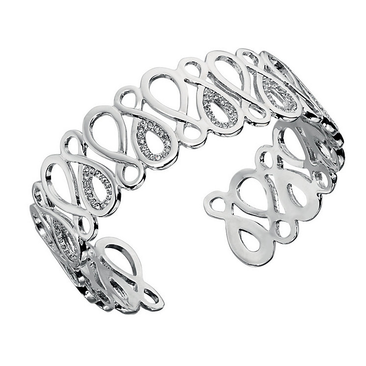 Fiorelli Pave Twist Cuff - Product number 9645594