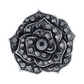 Fiorelli Hematite Rose Brooch - Product number 9645667