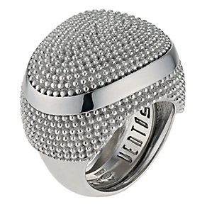 Pesavento sterling silver pixel polished ring - Product number 9646426