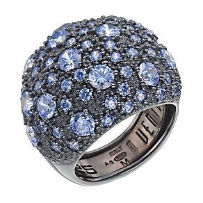 Pesavento Starsdust blue cubic zirconia ring, K-M - Product number 9647163