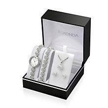 Sekonda Ladies' Watch, Bracelet, Necklace & Earring set - Product number 9649018