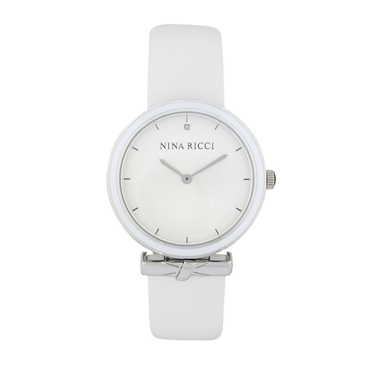 Nina Ricci Ladies' White Watch - Product number 9649433