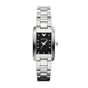 Emporio Armani ladies' stainless steel bracelet watch - Product number 9650474