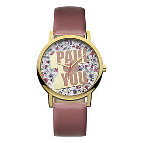 Paul's Boutique Printed Strap watch With Dial Logo - Product number 9650776