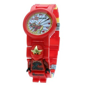 Children's Lego Ninjago Kai Mini Figure Watch - Product number 9650997