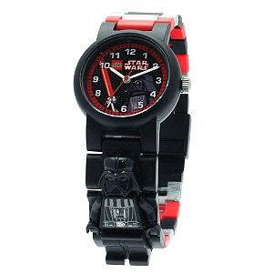 Children's Lego Star Wars Darth Vader Watch - Product number 9651039