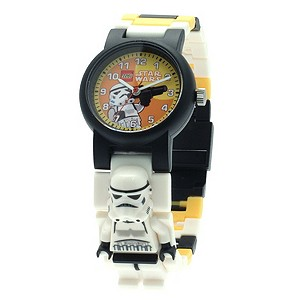 Children's Lego Star Wars Stormtrooper Watch - Product number 9651047