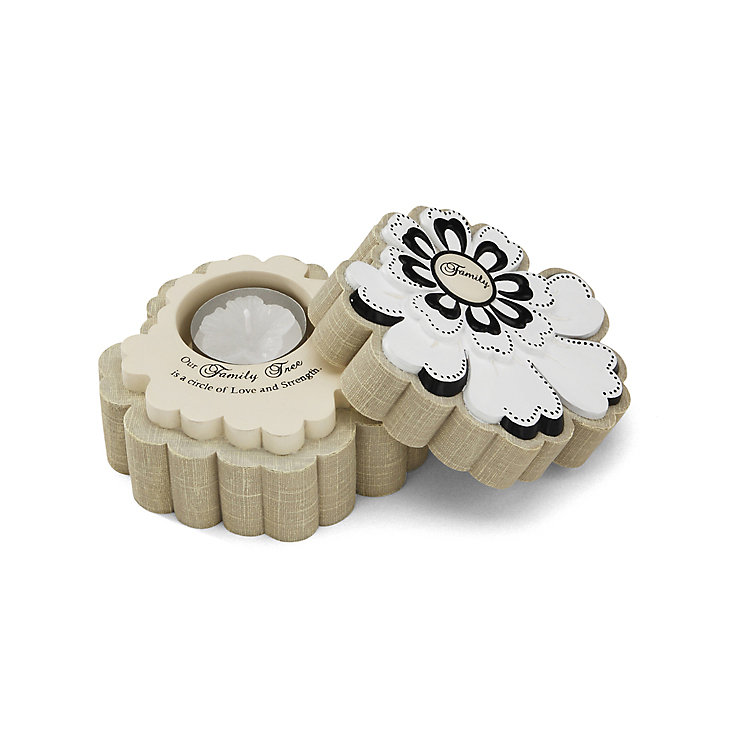 Comfort Candles - Family Flower Tealight Holder - Product number 9656812