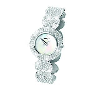Seksy 'Elegance' Stone Set Watch - Product number 9661026