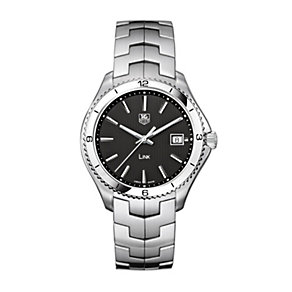 TAG Heuer Link men's stainless steel bracelet watch - Product number 9662057