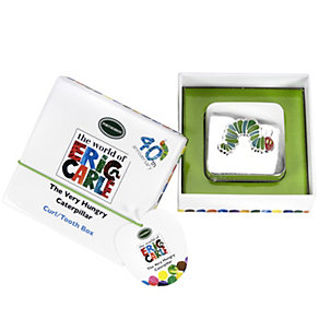 The Very Hungry Caterpillar First Tooth and Curl Box - Product number 9668942