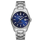 Roamer Searock men's blue dial stainless steel watch - Product number 9668977