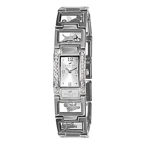 Radley Ladies' Stainless Steel Ladder Bracelet Watch - Product number 9670548
