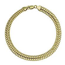 "Together Bonded Figure of Eight Bracelet 7.5"" - Product number 9680349"