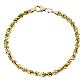 "Together Bonded 8"" Rope Chain Bracelet - Product number 9687025"