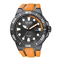 Citizen Eco Drive WR200 Men's Orange Sports Watch - Product number 9689591