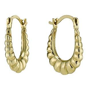 Gold hoop earrings price comparison