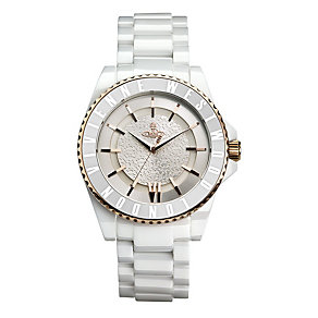 Vivienne Westwood ladies' white ceramic watch - Product number 9694382