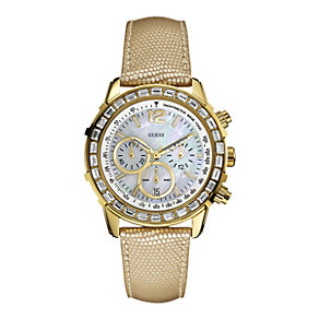 Guess Ladies' Chronograph Bracelet Watch - Product number 9694773