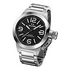 TW Steel men's black dial stainless steel bracelet watch - Product number 9696903