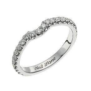 Neil Lane 14ct white gold 0.33ct diamond ring - Product number 9705546