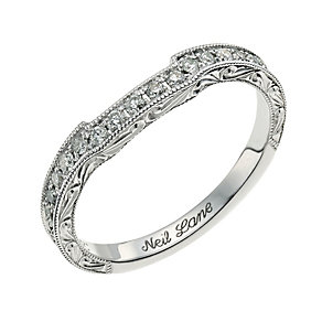 Neil Lane 14ct white gold 0.29ct round diamond ring - Product number 9706313