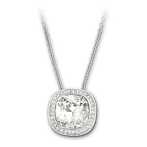 Swarovski Simplicity crystal pendant - Product number 9709010