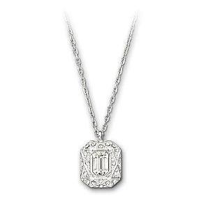 Swarovski Sophisticated crystal pendant - Product number 9709134