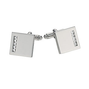Swarovski Crystal Set Cufflinks - Product number 9716874