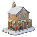 Lilliput Lane - Christmas At The Corner Shop - Product number 9722505