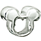Chamilia Mickey Silhouette Sterling Silver Bead - Product number 9723838