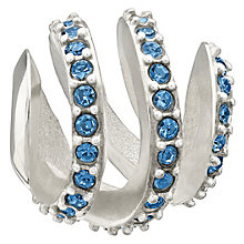 Chamilia Modern Glamour Blue Swarovski Crystal Bead - Product number 9723900