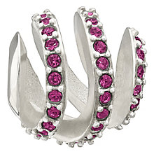Chamilia Modern Glamour Fuchsia Swarovski Crystal Bead - Product number 9723919