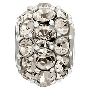 Chamilia Splendour Greige Swarovski Crystal Bead - Product number 9723986