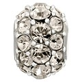 Chamilia Splendour Greige Swarovski Element Bead - Product number 9723986