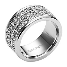DKNY Crystal Set Ring - Product number 9724095