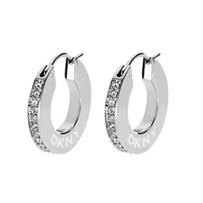 DKNY Crystal Creole Earrings - Product number 9724168