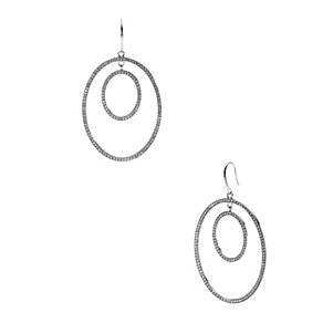 DKNY Double Hoop Earrings - Product number 9724222