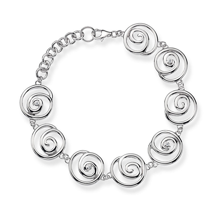 Hot Diamonds Spiral Bracelet - Product number 9724400