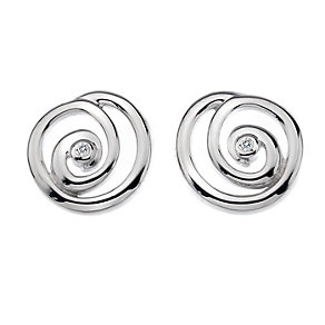 Hot Diamonds Spiral Stud Earrings - Product number 9724419