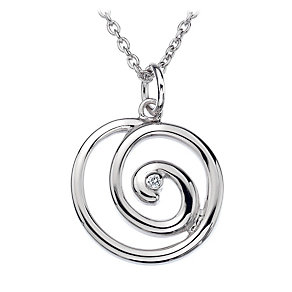 Hot Diamonds Spiral Pendant - Product number 9724427