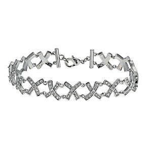 Radiance With Swarovski Crystal Kiss Bracelet - Product number 9724761