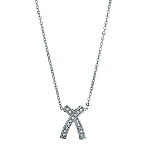 Radiance With Swarovski Crystal Elements Kiss Pendant - Product number 9724788