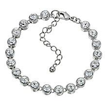 Radiance With Swarovski Crystal Tennis Bracelet - Product number 9725059